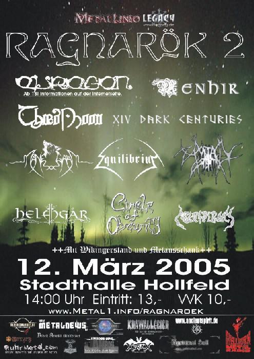 Ragnarök Festival 2005