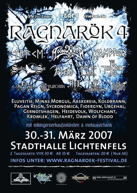 Ragnarök Festival 2007
