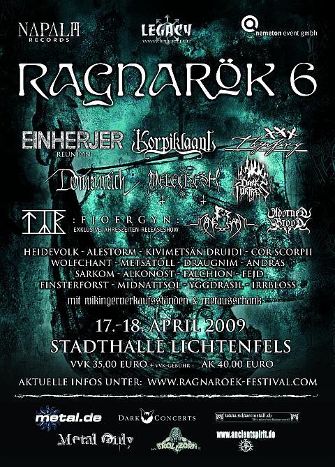 Ragnarök Festival 2009