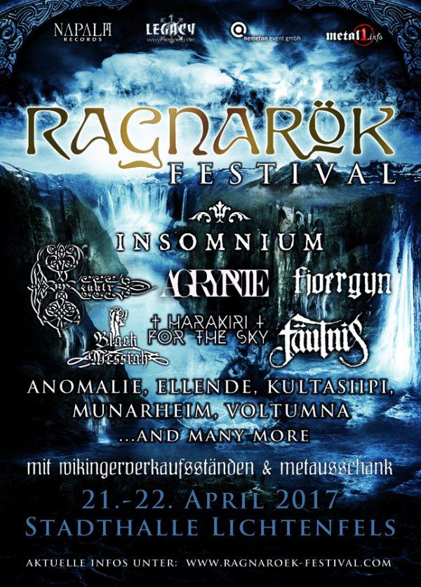 Ragnarök Festival 2017