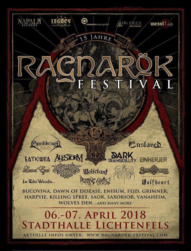 Ragnarök Festival 2018
