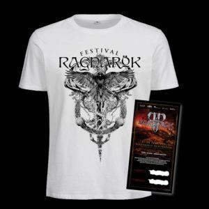 Ragnarök T-Shirt und Ticket Paket