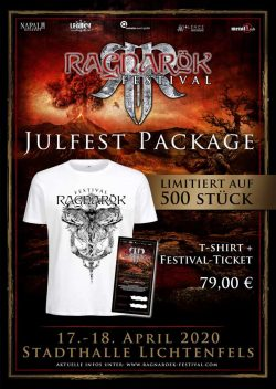 Ragnarök Festival – Julfest Package